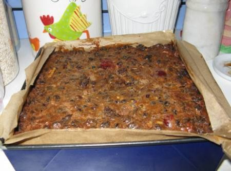 The Best Christmas Cake Recipe Ever - Probably!
