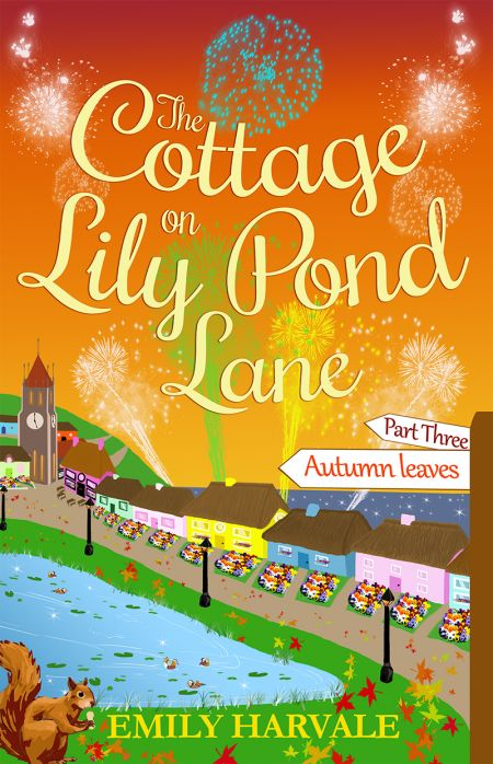 The Cottage on Lily Pond Lane-Part Three: Autumn leaves