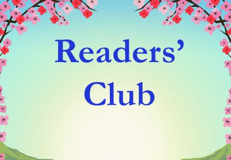 Readers' Club Newsletter and  Readers' Club Facebook group